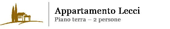 Appartamento Lecci